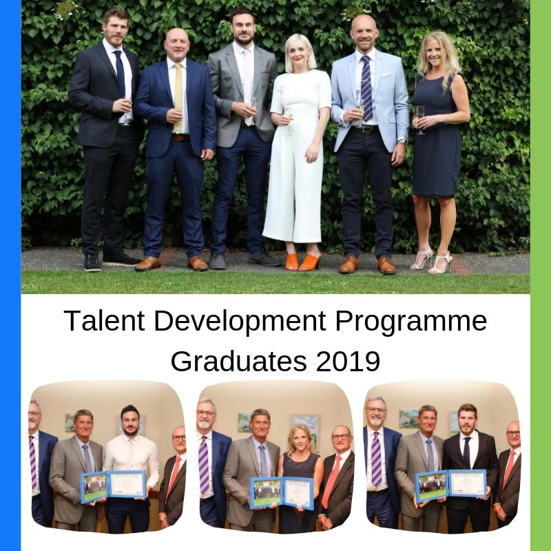 Talent Development Programme Graduates