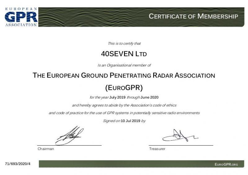 EuroGPR Membership